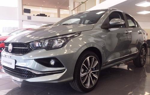 Fiat Cronos 2021 Gnc Retiras Con 150.000 + Cuotas Fijas  F-