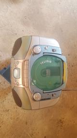 Radio Am Fm , Cougar , Com Tape E Cd , Usado .