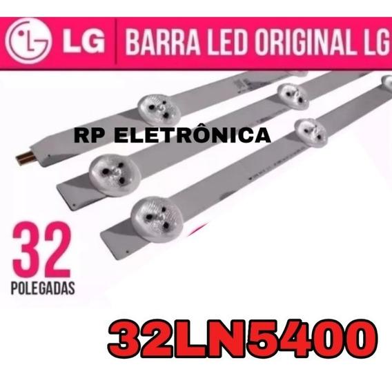Kit Barras De Led Tv Lg 32la613b 32ln5400 32ln570b Nova