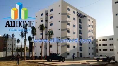 Lujosos Apartamentos Listo En Los Rieles De Gurabo