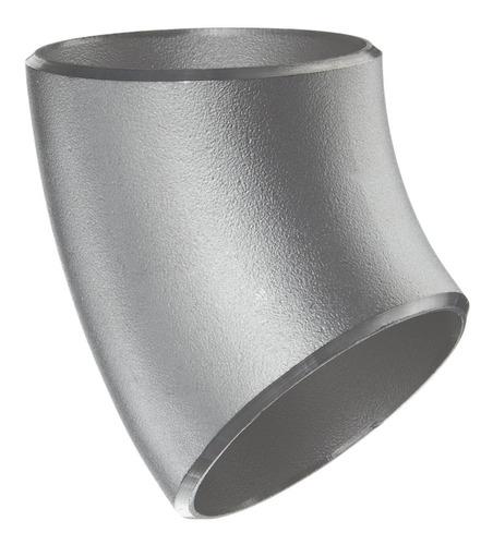Imagen 1 de 3 de Stainless Steel L Ipe Fitting, Long  Adius  Deg Ee Elb...