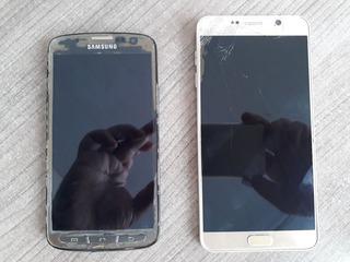 Galaxy Note5 E S4 Active Retirada De Peças
