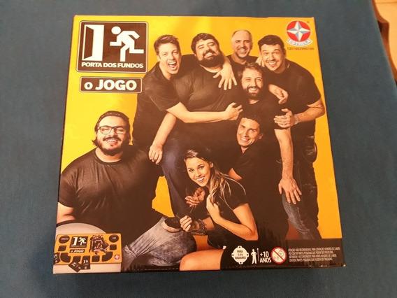 Porta Dos Fundo O Jogo - Estrela Original