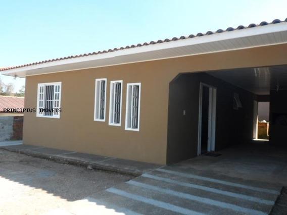 Casa Para Venda Em Campina Grande Do Sul, Santa Rosa, 3 Dormitórios, 1 Banheiro, 1 Vaga - 00162_2-609402