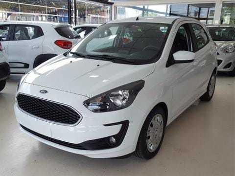 Ford Ka 1.5 Se Plus Flex Aut. 5p 2020