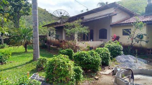 Chácara Com 4 Dormitórios À Venda, 2000 M² Por R$ 420.000,00 - Buquirinha Ii - São José Dos Campos/sp - Ch0048