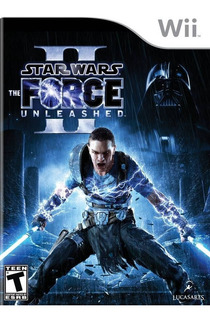 Star Wars The Force Unleashed 2 Nuevo Nintendo Wii Vdgmrs