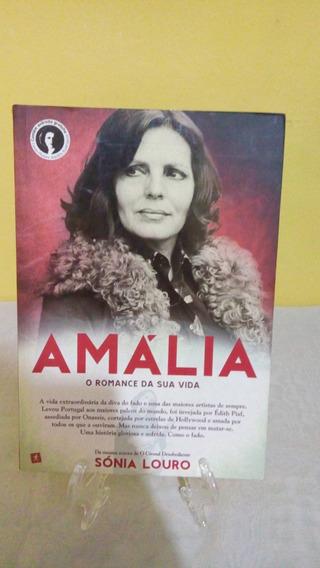 Amália Rodrigues Fado - Romance Sua Vida - Sónia Louro Livro