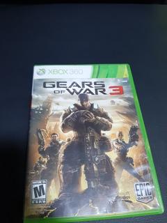 Juego Gears Of Wars 3
