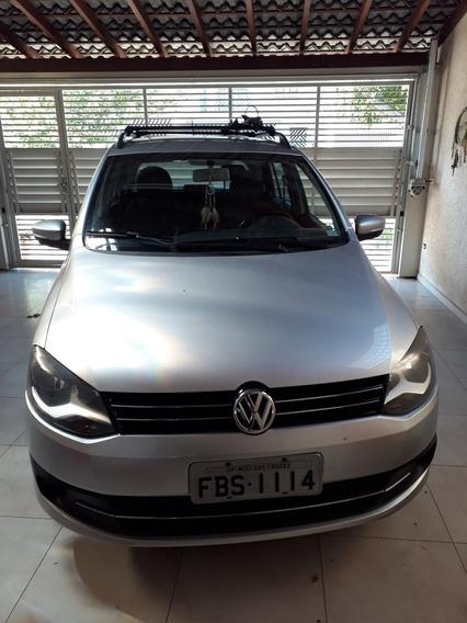 Volkswagen Spacefox 1.6 Trend Total Flex I-motion 5p 2013
