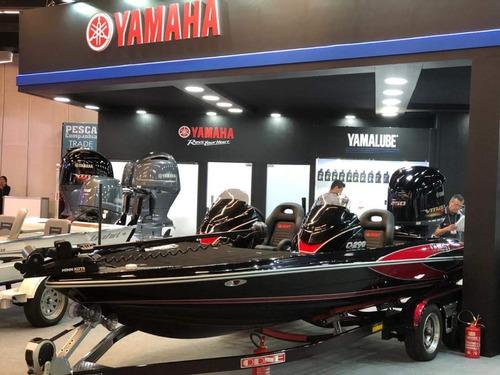 Lancha Quest Boat Q290 - Motor 250hp