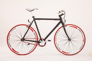 Bicicleta Fix Fixe Fixed Urbana Rodado 28 Aluminio Fire Bird