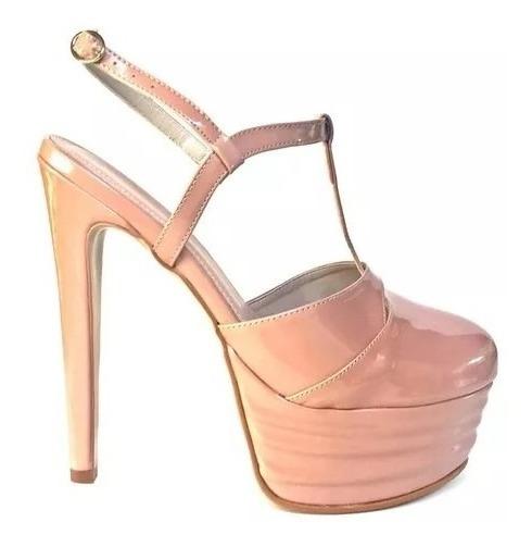 Sapato Meia Pata Salto 15 Cm Gucci Inspiração Várias Cores