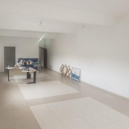 Imagem 1 de 7 de Sala Para Alugar, 82 M² - Podendo Ser Transformado Em Apto Residencial - Jardim Das Flores - Osasco/sp - Sa0222. - Sa0222