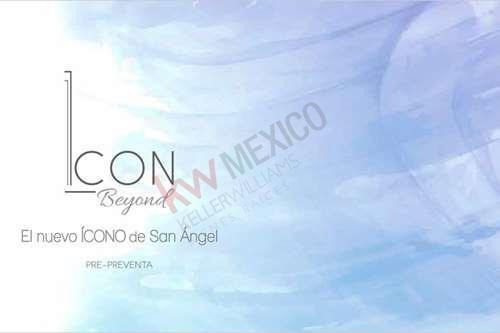Icon Beyond, San Angel, Ciudad De Mexico, Alvaro Obregon, Venta, Departamento
