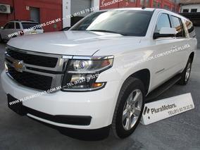 Chevrolet Suburban 2015 Lt 7 Pas Quemacocos Gps Dvd $599,000