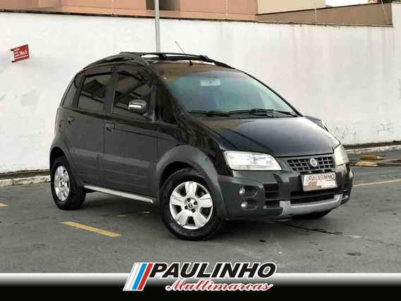 Idea 1.8 8v Adventure Flex Completo 2007