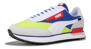 Tenis Puma Future Rider Play On Hombre Dpstreet
