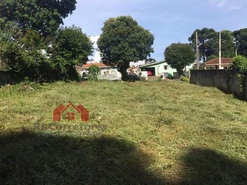 Imagem 1 de 6 de Terreno Para Venda Em Araucária, Barigui - Te005_1-1894633