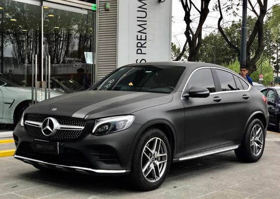 Gd Motors Mercedes Benz Glc 300 Coupe Amg 17 241cv Serv Of