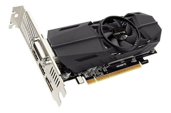 Placa De Video Vga Gigabyte Geforce Gtx 1050ti Oc 4gb Ddr5