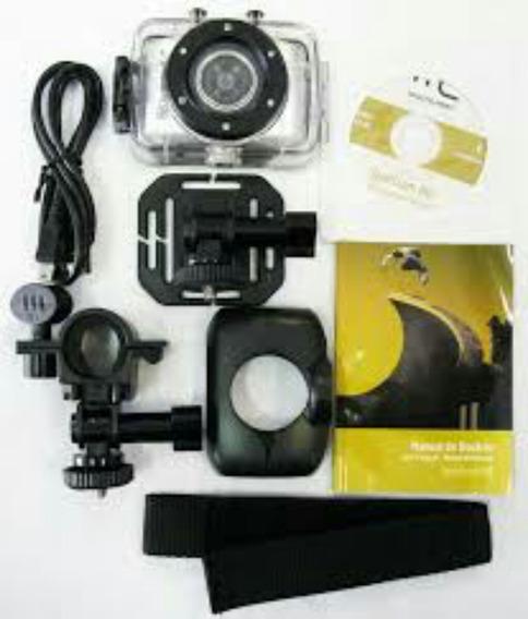 Câmera Sportcam Burnquis Hd