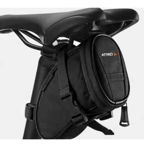 Bolsa Selim Atrio Bi093 Resistente À Água Bike Speed Mtb