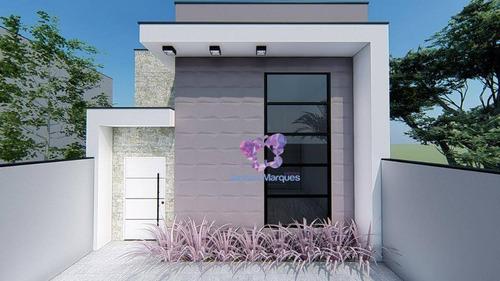 Imagem 1 de 11 de Casa Com 2 Dormitórios À Venda, 98 M² Por R$ 420.000,00 - Jardim Bela Vista - Araçariguama/sp - Ca0213