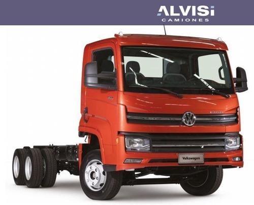 Imagen 1 de 14 de Volkswagen 13-180 Camión Delivery Carga 9.5 Ton. + Iva