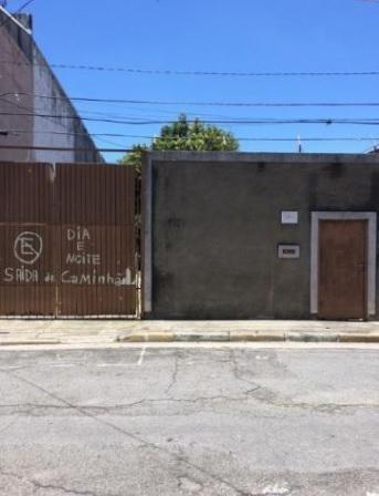 Terreno Para Alugar, 500 M² Por R$ 3.500/mês - Anália Franco - São Paulo/sp - Te0090