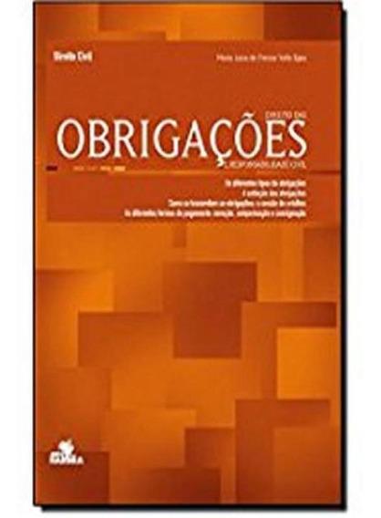 Livro Direito Civil - Das Obrigacoes