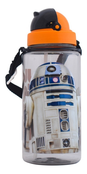 Botella Cantimplora Termo Star Wars Ix Disney 500ml Popote