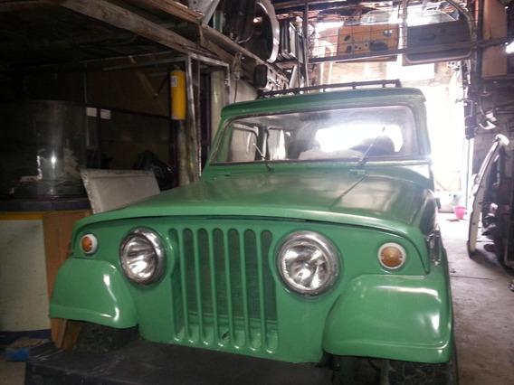 Jeep Comando Viasa 1969 ;oferta Excelente Precio