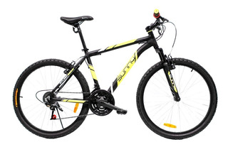 Bicicletas Sunny R26 Mtl 260 Aluminio 21v F V-brake V/col