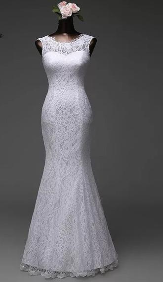 Vestido De Noiva Talismã