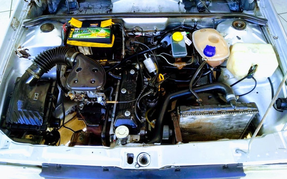 Volkswagen Saveiro Cl 1.6 Motor Cht