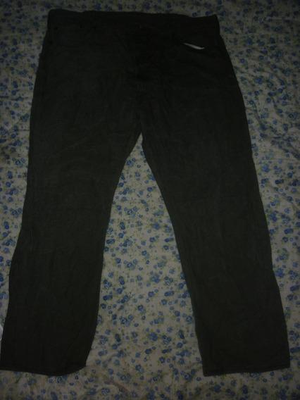 L Pantalon Jeans Levi´s 501 Verde Talle 44x30 Art 70146