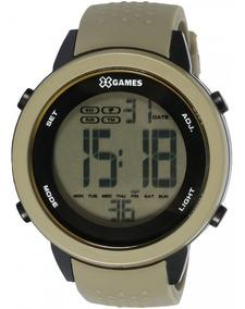 Relógio Digital X Games Xmppd472 Masculino Sport Borracha
