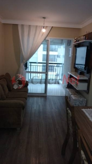 Lindo Apartamento Em Condomínio Padrão Para Venda No Bairro Independência Em São Bernardo - 4893
