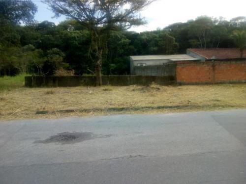 Terreno De Frente Para A Rodovia Em Itanhaém-sp (mx)