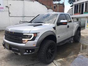 Ford F 150 2012 Svt Raptor [scab] At 6.200cc 4x4