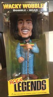 Funko Bob Marley Wacky Wobbler Con Caja Sin Abrir