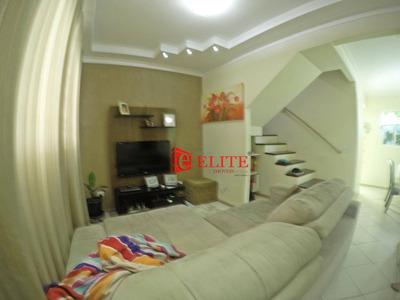 Sobrado Com 3 Dormitórios À Venda, 80 M² Por R$ 330.000 - Parque Dos Ipês - São José Dos Campos/sp - So0535