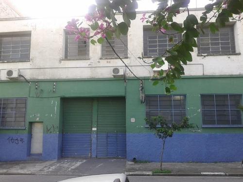Salão Para Alugar, 800 M² Por R$ 13.500,00/mês - Belém - São Paulo/sp - Sl0841