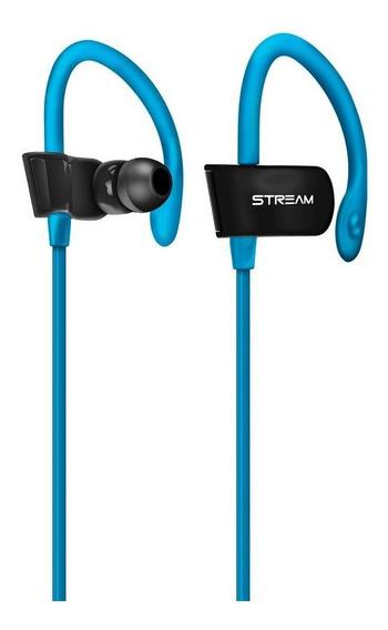 Fone De Ouvido Bluetooth Com Microfone Azul Elg Epb-dz1az