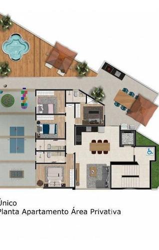 Imagem 1 de 3 de Apartamento Com Área Privativa À Venda, 4 Quartos, 2 Suítes, 2 Vagas, Fernao Dias - Belo Horizonte/mg - 2375