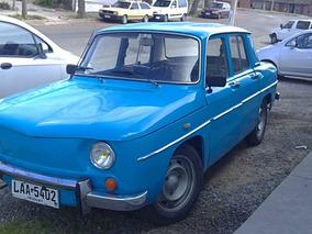 Renault 8 Major 1965