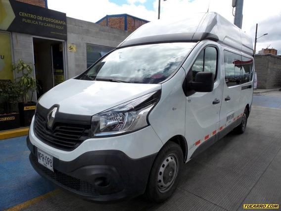 Autobuses Microbuses Renault Trafe