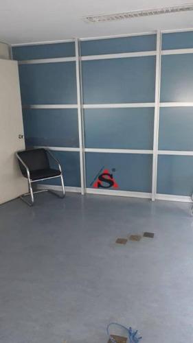 Conjunto Para Alugar, 48 M² Por R$ 2.000,00/mês - Consolação - São Paulo/sp - Cj0636