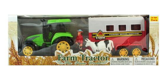 Tractor De Granja De Juguete ¡ofertas En Juguetes!